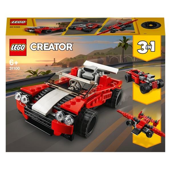 לגו קריאטור מכונית ספורט – 31100