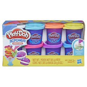 מארז מיני 8 בצקים – פליידו משחקי בצק Play-Doh