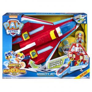 """מטוס הסילון בסדרת """"גיבורי העל"""" של מפרץ ההרפתקאות"""