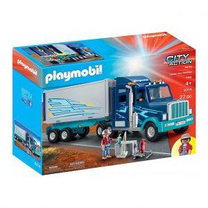 9314 משאית להובלת מכולה – פליימוביל