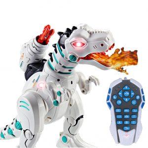 רובוט דינוזאור חכם עם שלט – דינופייר