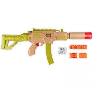 רובה יורה כדורי נייר