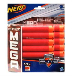 10 חיצי נרף NERF MEGA