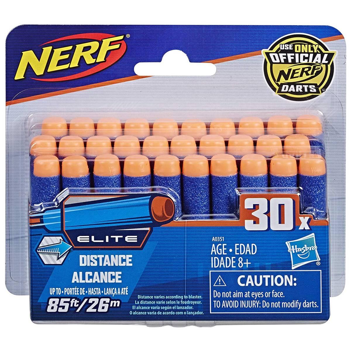30 חיצי נרף NERF ELITE בסיסיים