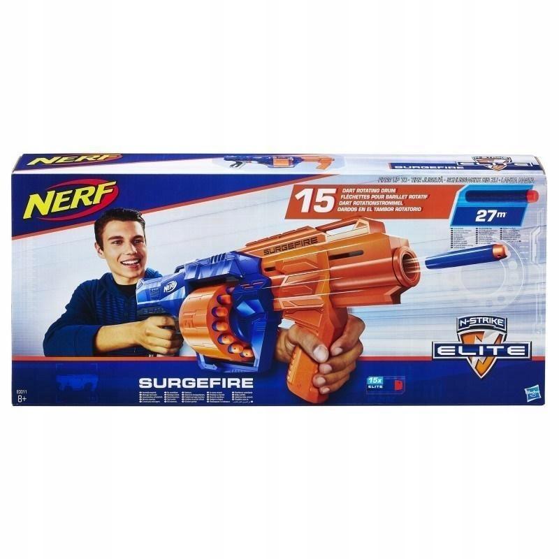 רובה נרף סרג'פייר – NERF N-STRIKE SURGEFIRE