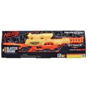 רובה נרף – NERF ALPHA-STRIKE WOLF LR-1