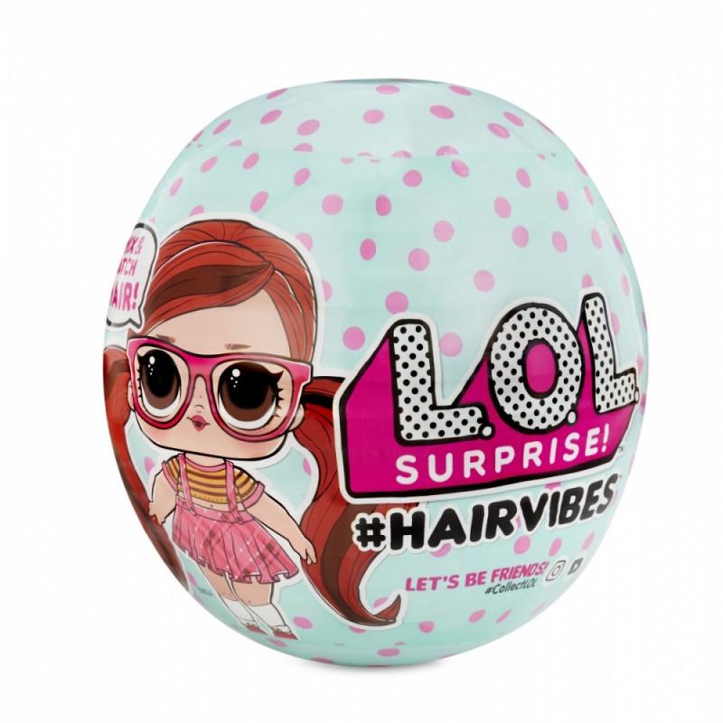 L.O.L תספורות – כדור הפתעות