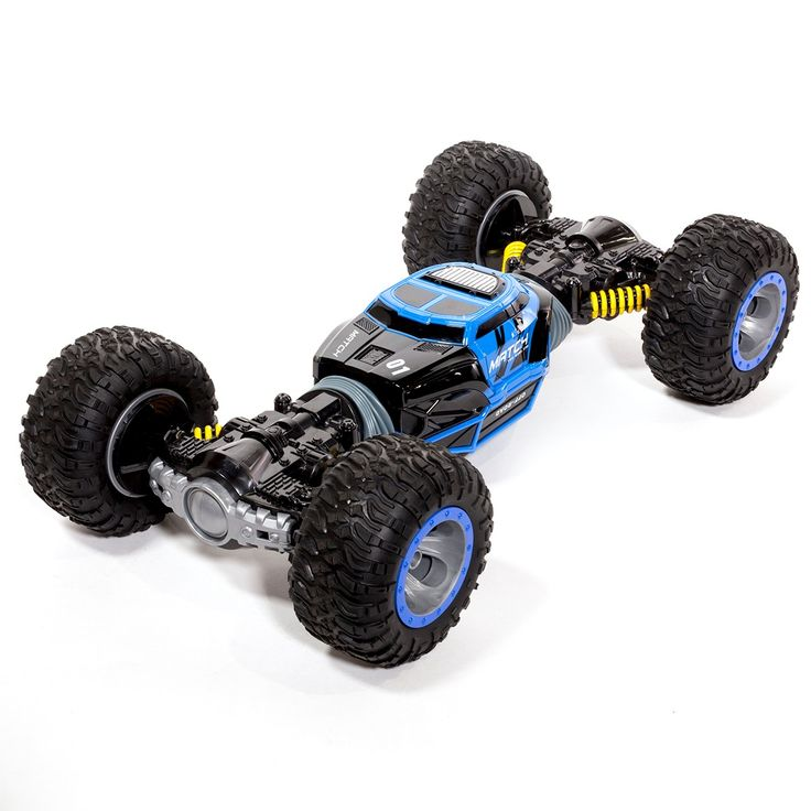 מכונית מתהפכת 2 מצבים – HST King Stunt