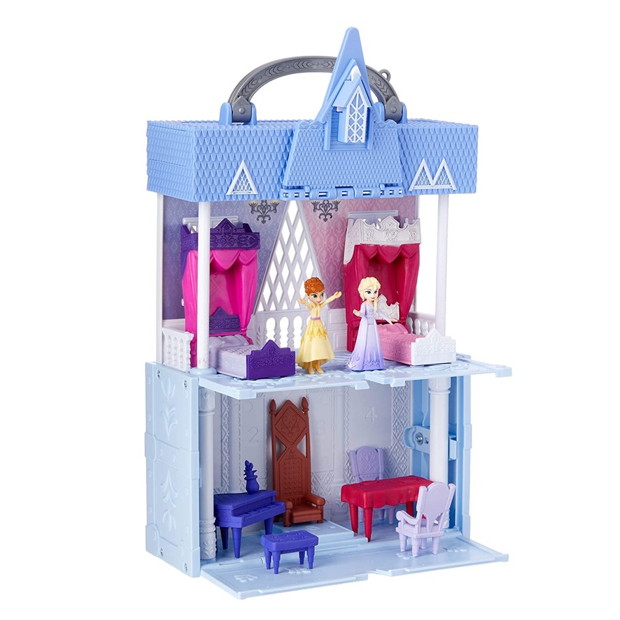 בית בובות הארמון בארנדייל נפתח במזוודה – פרוזן 2