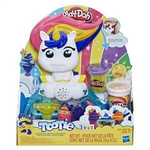 טוטי חד הקרן מכונת הגלידה – פליידו משחקי בצק Play-Doh