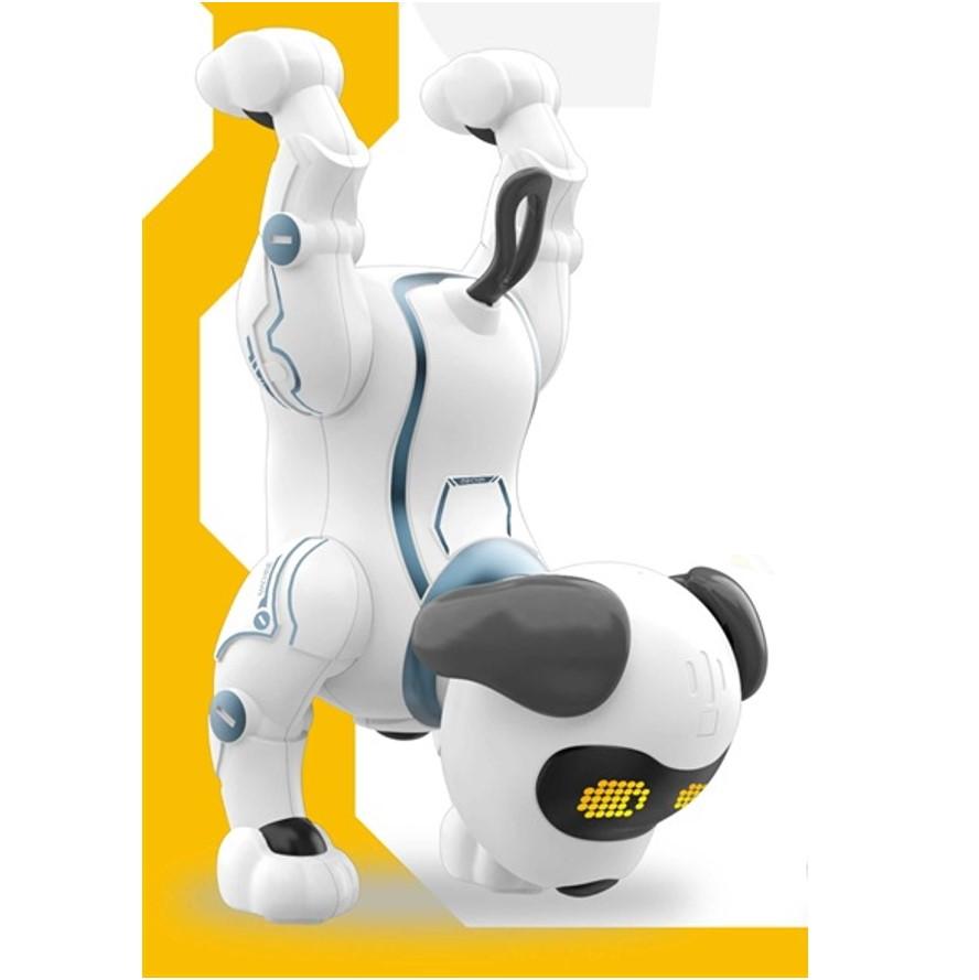 כלב פעלולן – רובוט חכם עם שלט
