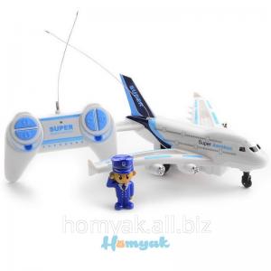 מטוס על שלט לילדים