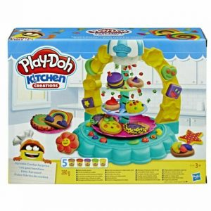 פליידו Play-Doh – אומנות המטבח מסיבת עוגיות