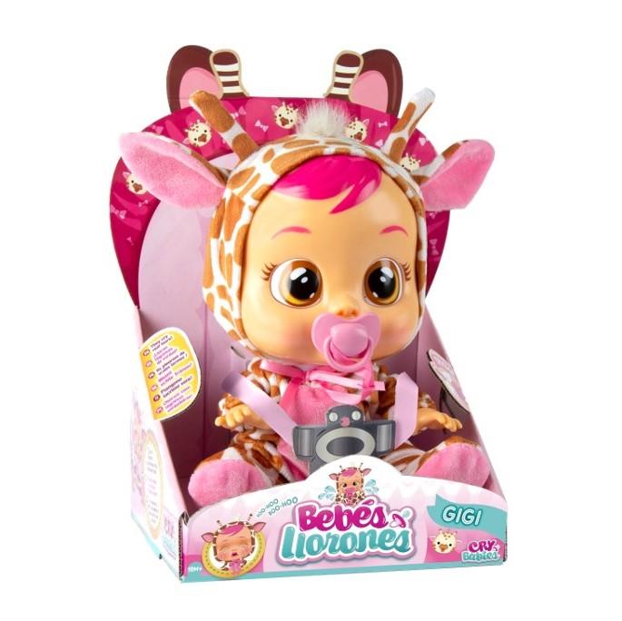 קריי בייבי גיגי – הבובה הבוכה