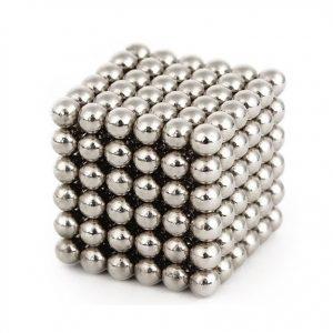 פליימאגר כדורים מגנטים כסופים – מקורי!
