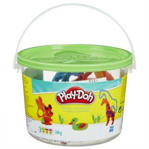 דלי צורות פיקניק – פליידו Play-Doh