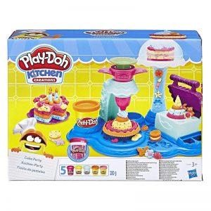 מסיבת עוגות – פליידו Play-Doh