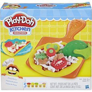 מסיבת פיצה – פליידו Play-Doh