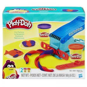 מפעל הכיף + 2 גביעים – פליידו Play-Doh