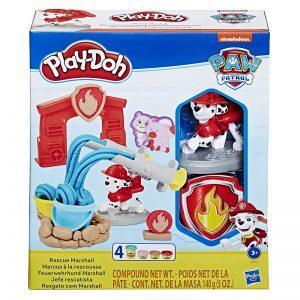 מרשל – מפרץ הרפתקאות – פליידו Play-Doh