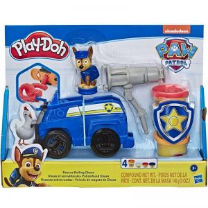 המשאית של צ'ייס – מפרץ הרפתקאות – פליידו Play-Doh