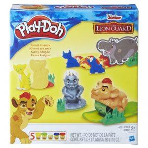 ערכת עיצוב דמויות – מלך האריות – פליידו Play-Doh