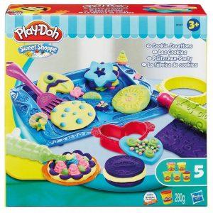 ערכת עוגיות – פליידו Play-Doh