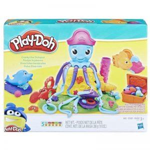 תמנון הבצק – פליידו Play-Doh