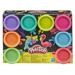 מארז 8 בצקים – פליידו Play-Doh