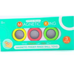 3 טבעות RINGZ – להיט הטבעות המגנטיות