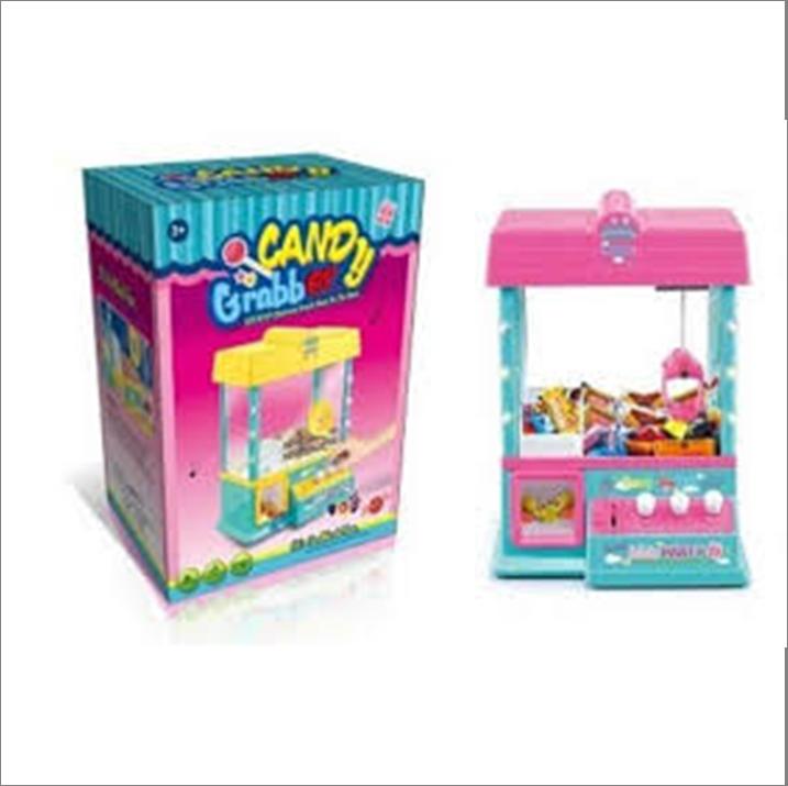 מכונת ממתקים – Candy Grabber