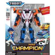 טובוט מיני צ'מפיון – Tobot  Mini Champion