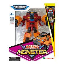 טובוט מיני מונסטר  – Tobot Mini Monster