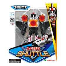 טובוט מיני שאטל  – Tobot Mini Shuttle