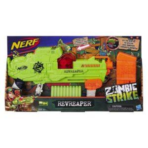 רובה נרף זומבי רווריפר – NERF REVREAPER ZOMBIE