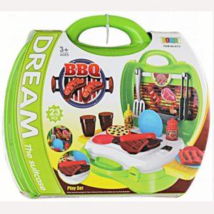 ערכת ברביקיו לילדים 23 חלקים של חברת BOWA