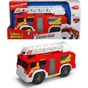 משאית כיבוי אש לילדים של חברת DICKIE