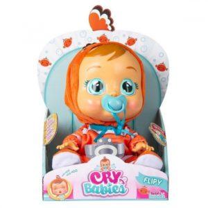 קריי בייבי פליפי  – הבובה הבוכה FLIPY