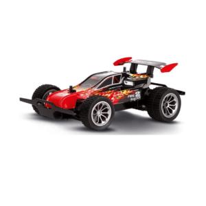 מכונית מירוץ FIRE 2 RACER על שלט של חברת CARRERA