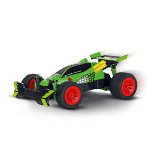 מכונית מירוץ green lizzart של חברת CARRERA