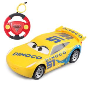 מכונית על שלט קרוז רמירז מהסרט CARS