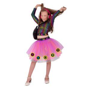 תחפושת סטורי חצאית טוטו ורודה לילדות פורים שושי זוהר